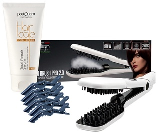 Italian Design Steam Brush Pro 2.0 3pcs Set