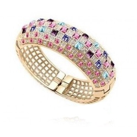 Vincento Bracelet With Stellux Crystal PB-1001
