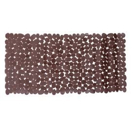 Vannas istabas paklājs Futura J-7036 Brown, 700x360 mm