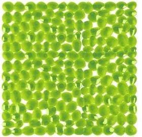 Spirella Non-slip Bath Insert Pebble 54x54cm Green