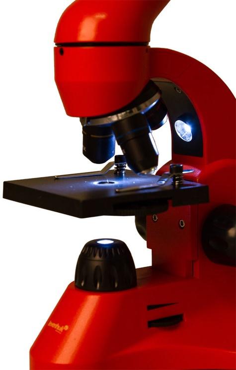 Levenhuk Rainbow 50L Orange Microscope