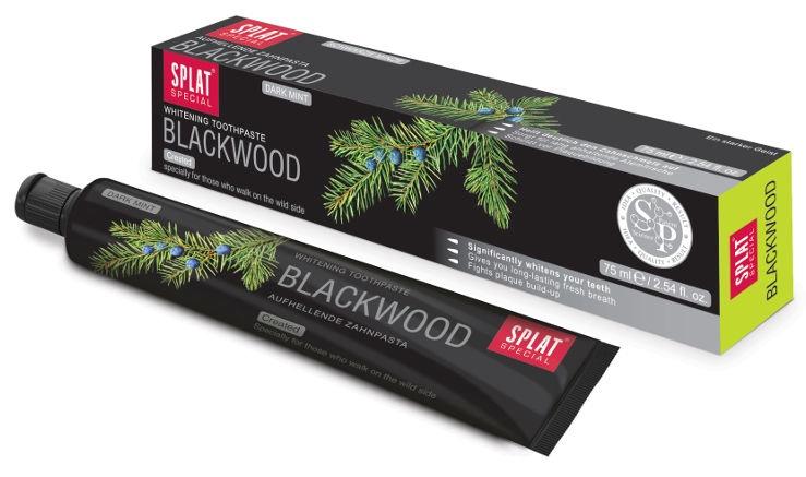 Dantų pasta Splat Special Blackwood 75ml