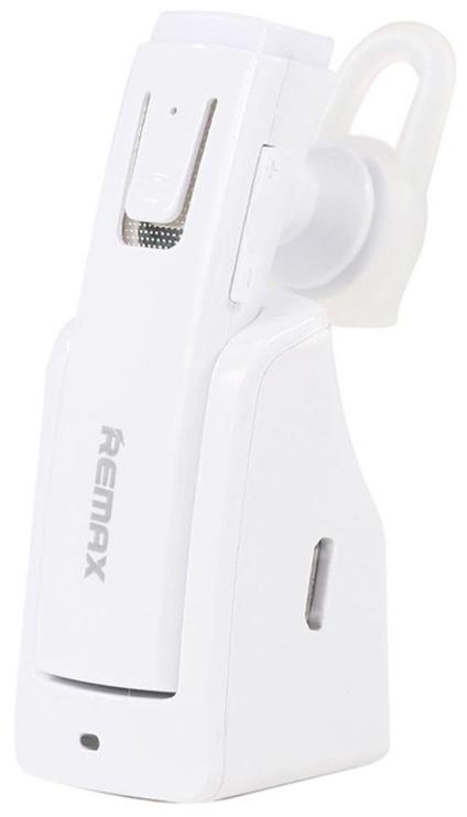 Ausinės Remax Bluetooth Headset RB-T6C White