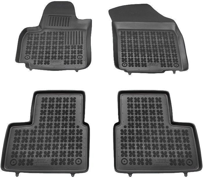 Резиновый автомобильный коврик REZAW-PLAST Suzuki SX4 2006-2013, 4 шт.