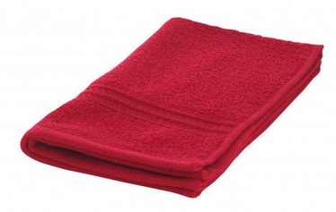 Axentia 116039 30 x 50cm Towel Red