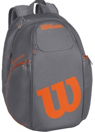 Wilson Burn Backpack Grey/Orange