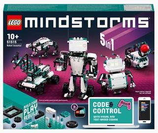 Конструктор LEGO Mindstorms Робот-изобретатель 51515, 949 шт.