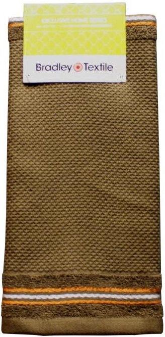 Bradley Kitchen Towel 40x60cm Wafer Brown