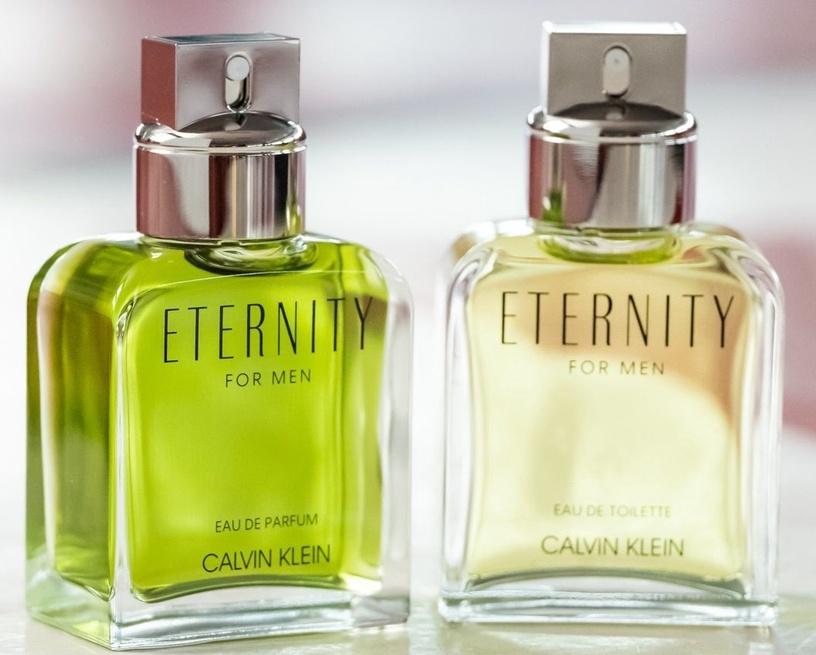 Parfimērijas ūdens Calvin Klein Eternity for Men 50ml EDP