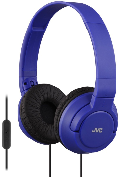 Ausinės JVC HA-SR185 Blue