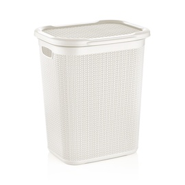 Ucsan Plastik M-079 Laundry Basket 50l White