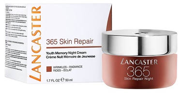 Näokreem Lancaster 365 Skin Repair Youth Memory Night Cream, 50 ml