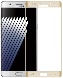 BlueStar Extra Shock Screen Protector For Samsung Galaxy Note 7 Full Face Gold