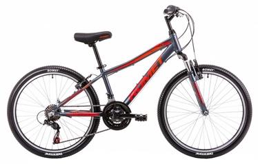 Jalgratas Romet Rambler 24 Graphite 19
