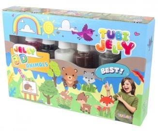 Tuban Tubi Jelly Animals 6pcs
