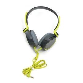 Ausinės Freestyle FH0014G Universal Stereo Headphones Green