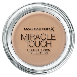 Max Factor Miracle Touch Liquid Illusion Foundation 11.5g 80