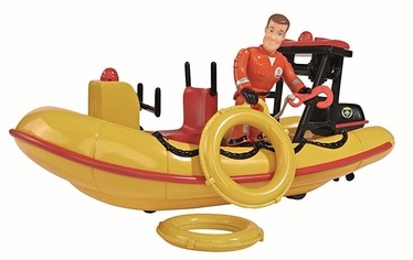 Simba Fireman Sam Neptune Boat 9251660