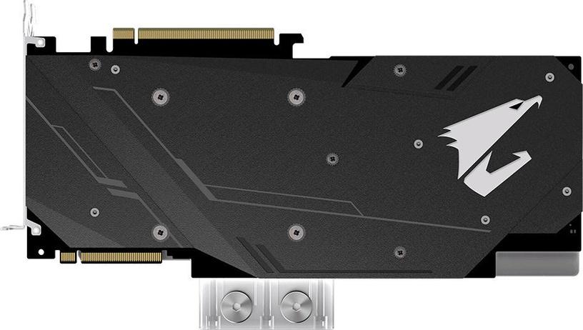 Gigabyte Aorus GeForce RTX 2080 Xtreme WaterForce WB 8GB GDDR6 PCIE GV-N2080AORUSX WB-8GC