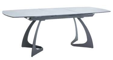 Signal Meble Martinez Table Gray/Black