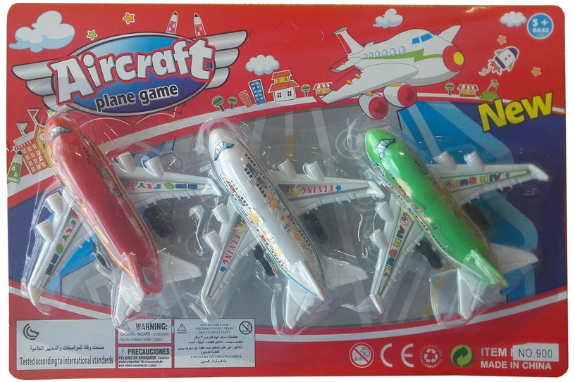 Pareto Centrs Airplanes Set