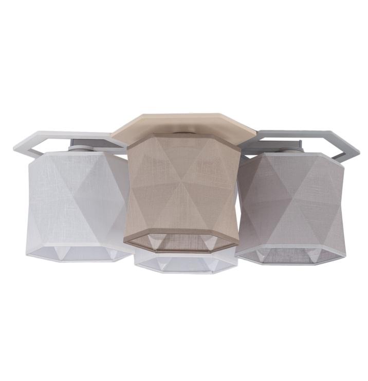 LAMPA GRIESTU HONEY 705 4X60W E27 (TK LIGHTING)