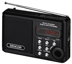 Sencor Pocket Receiver SRD 215 Black