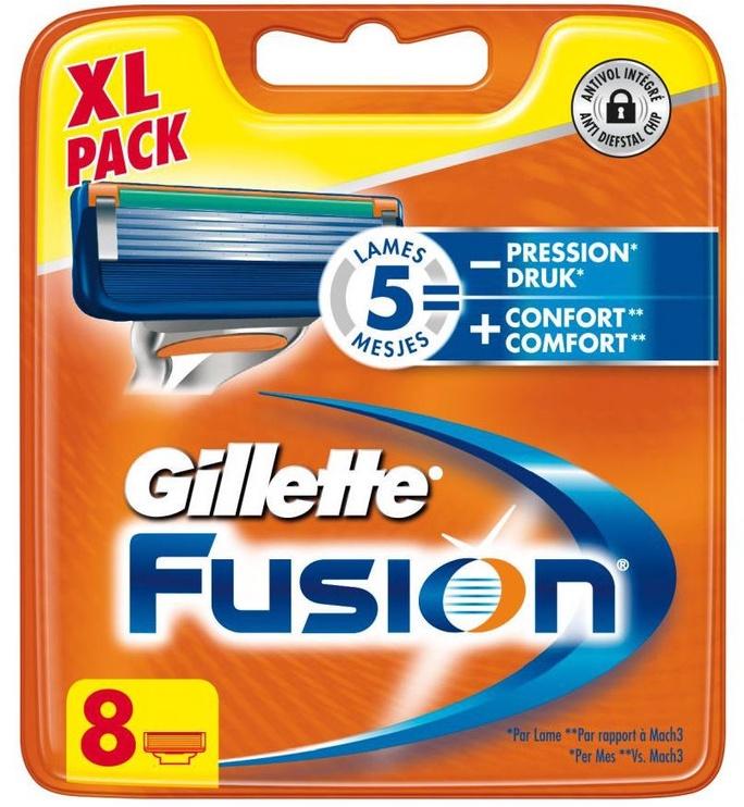 Gillette Fusion Blades 8pcs