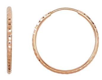 Diamond Sky Gold Earrings Megan I