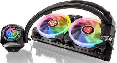 Raijintek Orcus RGB Rainbow 240mm