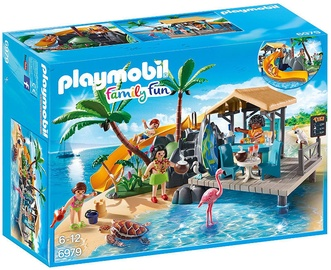Playmobil Family Fun Island Juice Bar 6979
