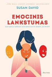 Knyga Emocinis lankstumas. Kaip geriau suprasti savo emocijas ir išmokti jas priimti