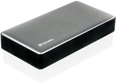 Verbatim QC3.0 Power Bank 20000mAh Silver