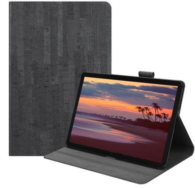 TakeMe Retro Book Case For Samsung Galaxy Tab S4 2018 Black