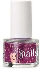 Snails Mini Purple Red Glitter Nail Gloss 7ml 5251