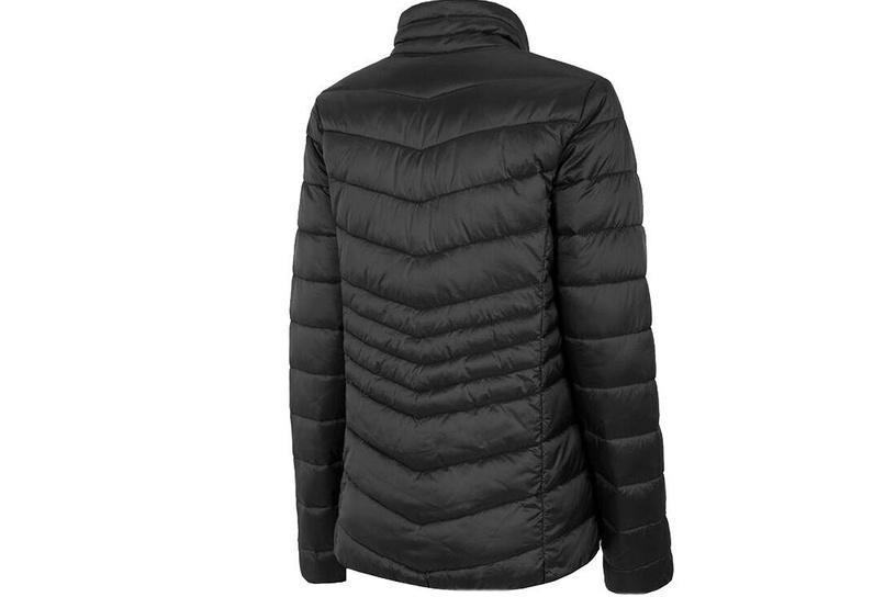 4F Womens Jacket H4Z20-KUDP002-20S Black S