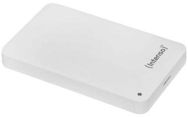 "Жесткий диск (внешний) Intenso 2.5"" Memory Case 1TB White"