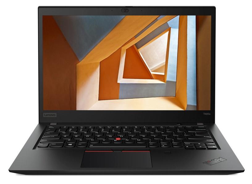 """Nešiojamas kompiuteris Lenovo ThinkPad T495s Black 20QJ001NMH AMD Ryzen 7, 16GB/256GB, 14"""""""