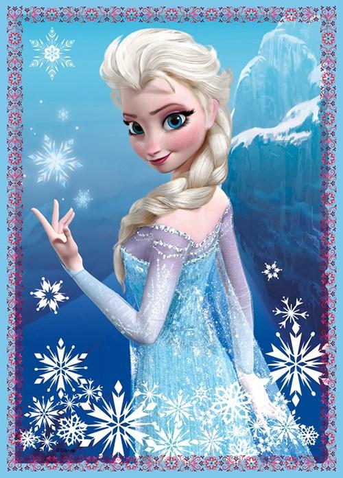 Pusle Frozen  34210, 4 puslet
