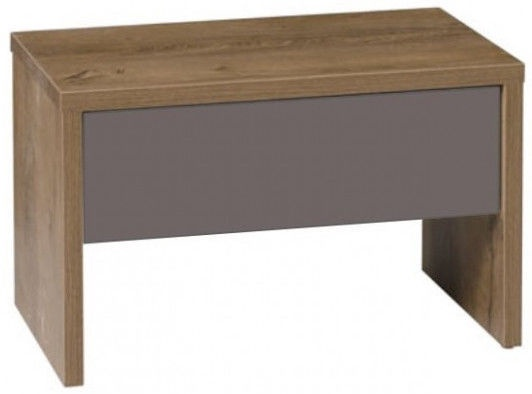 Maridex Latika Nightstand Grey