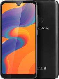 Mobilusis telefonas Kruger&Matz Move 9 Black, 16 GB