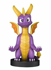 Exquisite Gaming Cable Guys XL: Spyro The Dragon Spyro Device Holder Incl. Type-C USB Cable