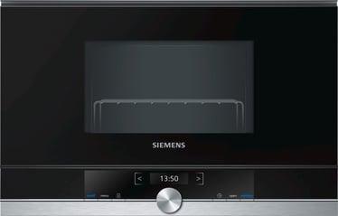 Integreeritav mikrolaineahi Siemens iQ700 BE634LGS1 Black/Inox