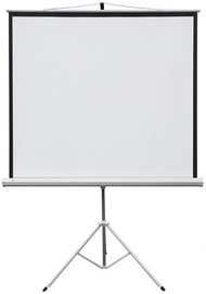 2x3 Profi Portable Projection Screen 124x124