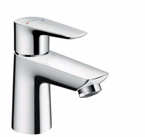 Hansgrohe Logis 70 Bidet Faucet with Pop-Up Chrome