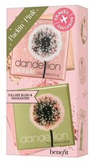 Benefit Dandelion Twinkle Powder Highlighter 2pcs Set 10g