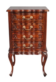MN Chest Of Drawers 12160 Solid Wood