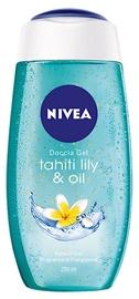 Nivea Tahiti Lily & Oil Shower Gel 250ml