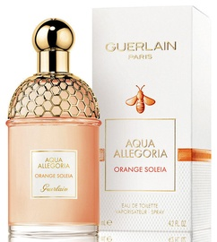 Tualettvesi Guerlain Aqua Allegoria Orange Soleia 125ml EDT Unisex