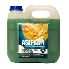 Antiseptikas Asepas-1, bespalvis, 3 l